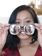 Photo: lina28 Asian girls wearing..