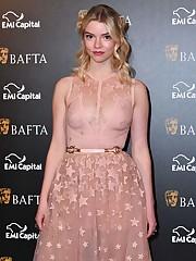 Anya Taylor-Joy - BAFTA Gala Dinner,..