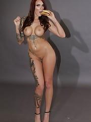 Micaela Schäfer Nude Image Call at..