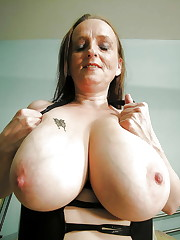 Chubby Women and Big Tits - Pictures -..