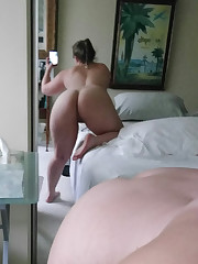 pawg naked wife