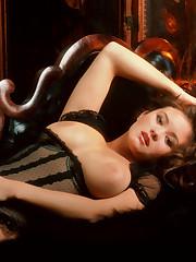 Alana Soares Bare Playboy  -..