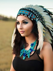 Images of Marvelous Native American..