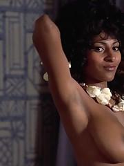 Pam Grier Coffy Celebrity Ebony..