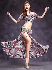 2017 New Gorgeous Damsel Belly Dance..