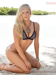 Ultimate Sports Talk Summer Rae Bikini..