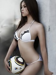 "soccer-sexy-girl-01 "" Asian Players"