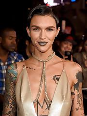 Ruby Rose - Ruby Rose jej tatuae szpec..