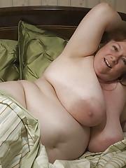 Yam-sized Titties Grandmas And Matures..