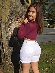 Big Booty Giselle Lynette