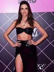 Alessandra Ambrosio At MTV Millennial..