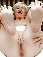 Darkstar's Mature Pussy Selections..
