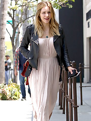 Katharine McPhee in Pink Dress 03..