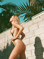 Holly Graves for Dont Blow It Resort..