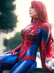 #Cosplay #Spiderman #superhero Marvel/DC