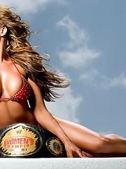 WWE - Candice Michelle - HawtCelebs
