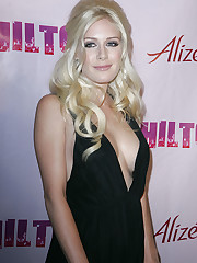 Heidi Montag Perez Hilton Bday Party..
