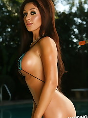 Alluring Vixens  There Bathing suit..