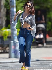 Camila Mendes Braless images TheFappening