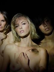 Bare  celebs Felicia Porter nude Laura..