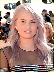 Total Sized Photo of debby ryan peyton..