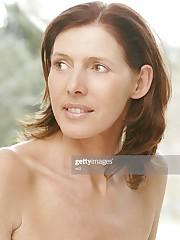 Portrait Of A 45 Year Old Damsel Foto..