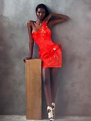 Somali Ethiopian Model Fatima Siad..