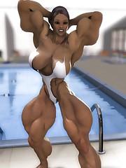 3d muscle dolls xxx  pic