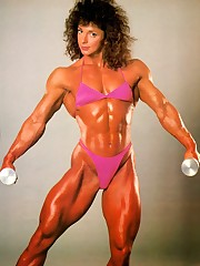 80's Female Muscle: Tami Imbriale