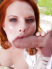 Blowjobs redhair veranega - Pics -..