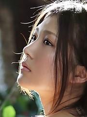 Girls Asians faces wallpaper 1920x1080..