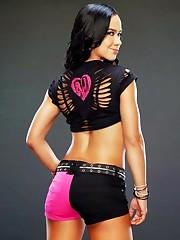 37 Hot Images Of AJ Lee WWE Diva