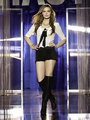 Amanda Streich, december 2012 Playboy..