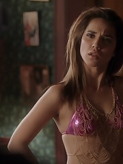 Summer Bishil super-fucking-hot and..
