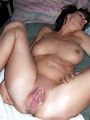 Charming MILF with meaty eyes she gets..