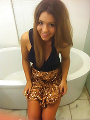 Marvelous exgf selfshot. Blonde with..