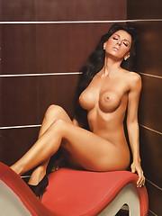 Celebrity Nude Century: Vanessa Arias..