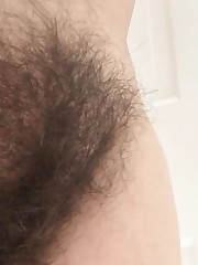 Hairy Bush ManyVids Porn Videos -..
