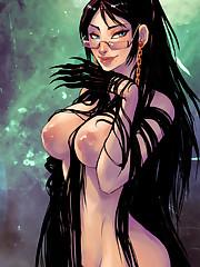 Bayonetta Hentai Online porn manga and..
