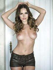 Download Sex Pics Big Tits Babe Sabine..