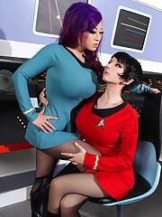 Women of Star Trek - Album on Imgur