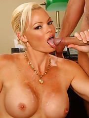 Rhylee Richards in Dreamy Office Tits -..