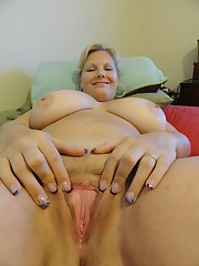 Amazing mature doll with huge inborn..