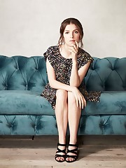 ANNA KENDRICK by John Russo for 20th..