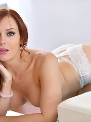A sexy forty year old babe Dani Jensen