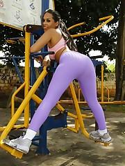 Swift sport fuck Alana Freitas