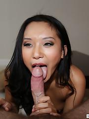 Reverse Cowgirl Alina Li - Part 9