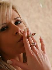 Smoking Ladies Lounge: Ann Angel :..