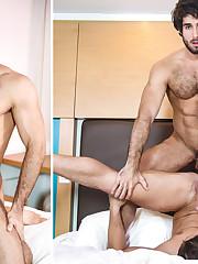 Porn newcomer Carter Dane gets fucked..