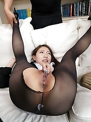 Chinese biz dame was ravaged and..